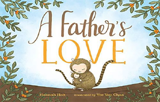 a fathers love book cover