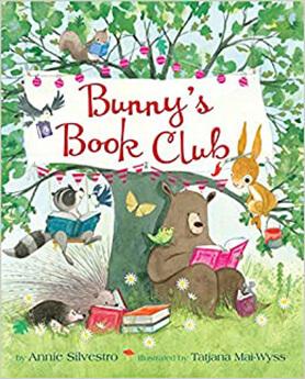 bunnys book club