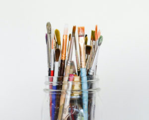brushes shapes sizes purposes