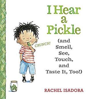 i hear a pickle book cover