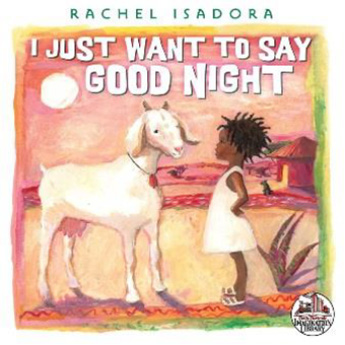 i just want to say goodnight book cover