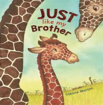 just like my brother book cover