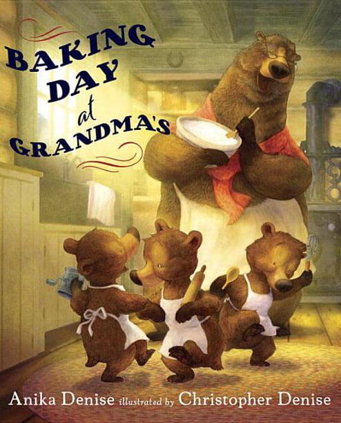 baking day at grandmas book cover