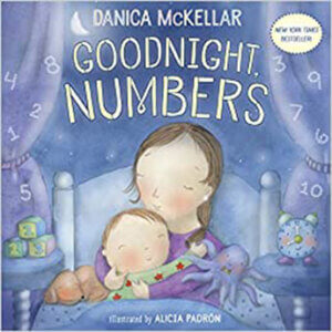 goodnight numbers book cover
