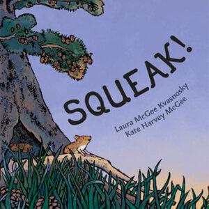 squeak book cover