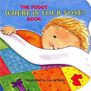 where is your nose book cover