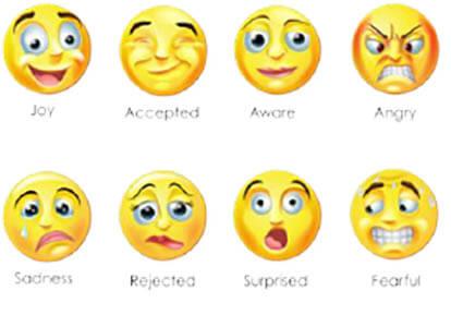 blue sky white stars feelings emojis