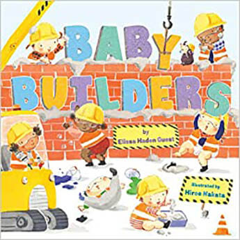 Baby Builders Cover