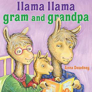 Llama Llama Gram and Grandpa Featured Image