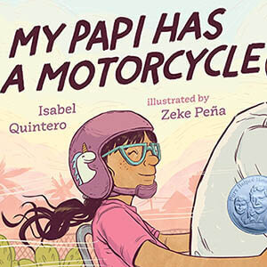 My Papi Has A Motorcycle Featured Image