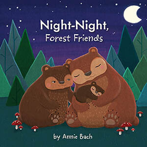 Night Night Forest Friends Featured Image
