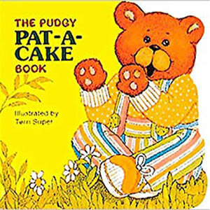 The Pudgy Pat-A-Cake Book Featured Image
