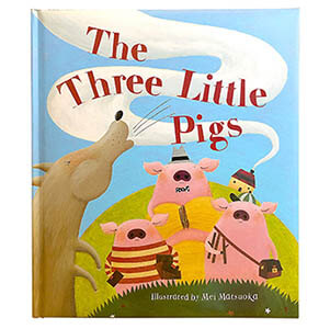 The Three Little Pigs Featured Image